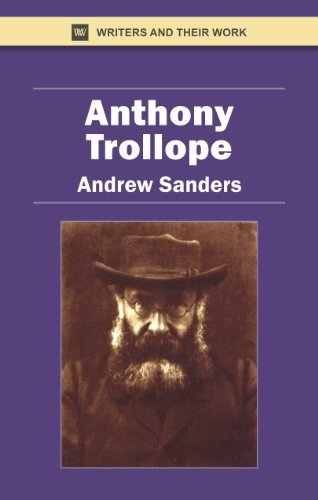 Anthony Trollope by Andrew Sanders (2010-12-01)