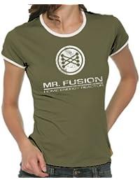 Touchlines Damen T-Shirt -  Zurück in die Zukunft