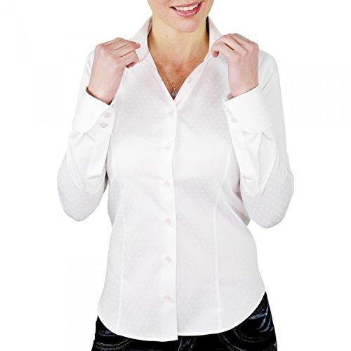 chemise habillee fair blanc Blanc
