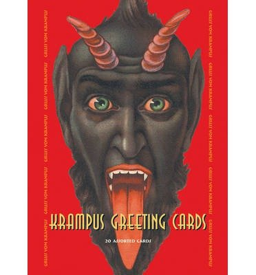 [(Krampus Greeting Cards)] [Author: Monte Beauchamp] published on (April, 2013)