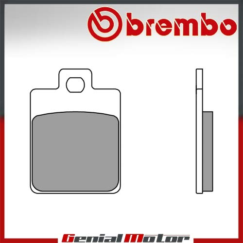 Pastiglie Brembo Freno Anteriori 07067.CC ZIP SPORT H2O SP 50 1996 1998