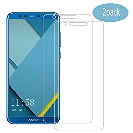 [2 Pezzi] Huawei P9 Lite Pellicole Protettive Vetro Temperato, ToDo [0,3 mm, 2.5D] [Nessuna Bolla] [Installazione…