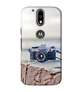 Design Cafe Back Cover for Gionee Marathon M5