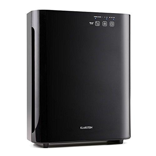Klarstein Vita pure 2G depuratore aria (ionizzatore, filtro 5 livelli,