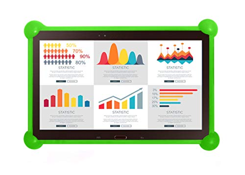 cover silicone tablet 10.1 Custodia tablet 10.1 silicone universale valido per tutti i tablet pc da 10
