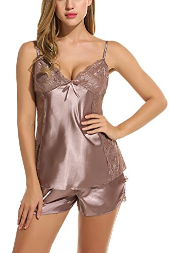 women-sleepwear-sexy-lingerie-set-satin-lace-2-piece-cami-vest-and-elastic-knickers-pajamas-shorts