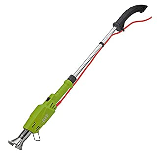 Garden Gear Electric Weed Killer Burner Wand Thermal Weeding Stick - up to 650 Degree Weeder Tool for Garden, Patio, Driveway
