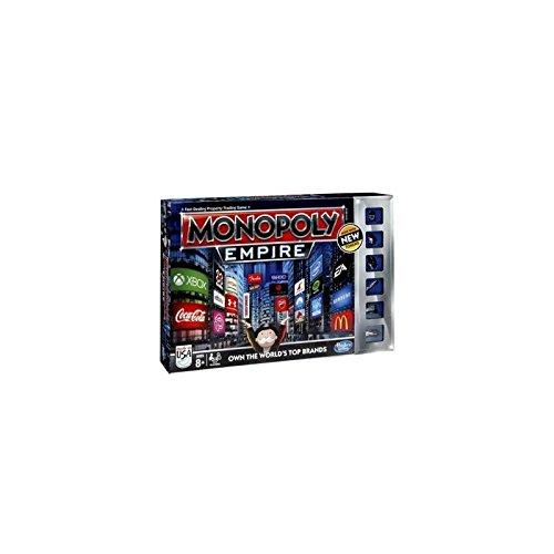 Hasbro Monopoly: Empire - Juego de Tablero