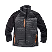 Scruffs T54045 Expedition Thermo Softshell-M, Black