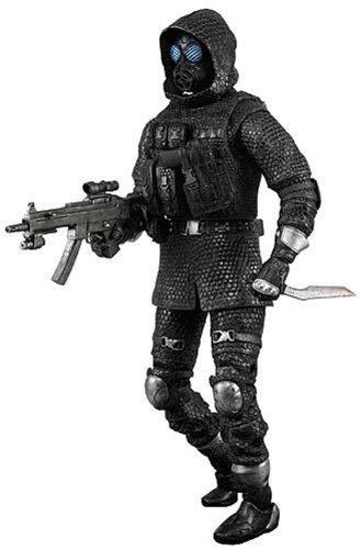 NECA 17,8 cm Resident Evil Vector Action Figure