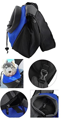 BENWEI Classics High-quality Breathable Dog Front Carrying Bags Mesh Comfortable Travel Tote Shoulder Bag For Puppy Cat… 12