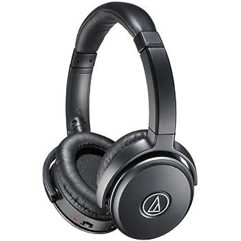 Audio Technica ATH-ANC29 QuietPoint® Active Noise-cancelling Headphones