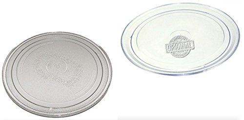 Whirlpool - 858732099291 - MWD320WH - Piatto Rotante in Vetro per Forni a Microonde (Diametro 275mm)