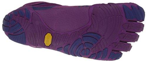 Vibram Five Fingers Kmd Sport Ls, Chaussures Multisport Outdoor Femme Violet (Purple)