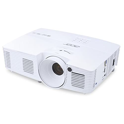 Acer MR.JNB11.002 H6517ABD Full HD Home Cinema Projector (1080p Resolution, 3200 Lumens, 20000:1 Contrast Ratio)
