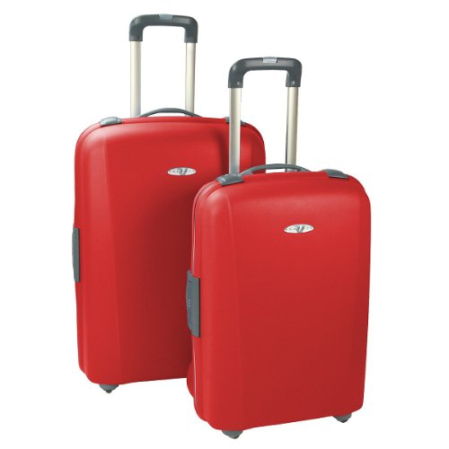 roncato-flexi-4-rollen-trolley-set-2-tlg-rot