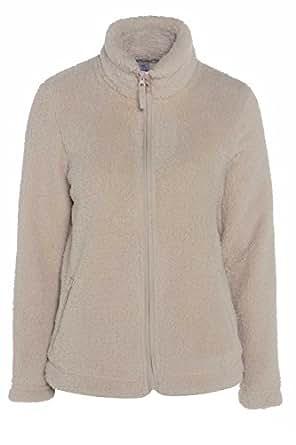 Marks Amp Spencer Fleece Cardigans Ladies Jacket Cream
