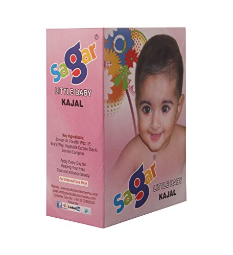 Sagar Little Baby Kajal For Keeping Eyes Cool