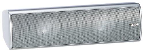 Canton Plus AV 700.2 Center Lautsprecher Stück Silber