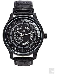 Killer Analogue Black Dial Men's Watch - KLW228F