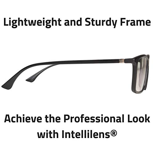 [Get Discount ] Intellilens® Premium Blue Cut Zero Power Spectacles with Anti-glare for Eye Protection from UV by Computer Tablet Laptop Mobile (Unisex) 41w8duKUo6L