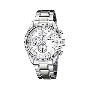 University Sports Press F16759/1 – Reloj de Cuarzo para Hombre, con