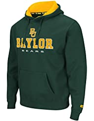"Baylor Bears NCAA ""Zone II"" Pullover Hooded Men's SweatShirt Chemise - Green"