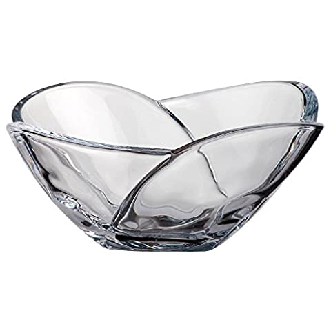 Glass Bowl, Fruit Bowl, Salad Bowl, Ideal for dinner parties, Collection