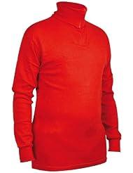 Avento - Jersey para esquí rojo rojo Talla:medium