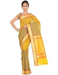 Paheli Silk Saree (Paheli002_Gold)
