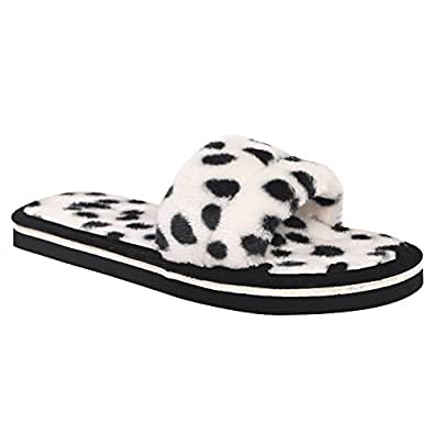 HD Ladies Faux Fur Cotton Winter Special Slipper