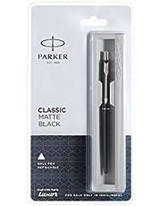 Parker Classic Matte Black CT Ball Pen