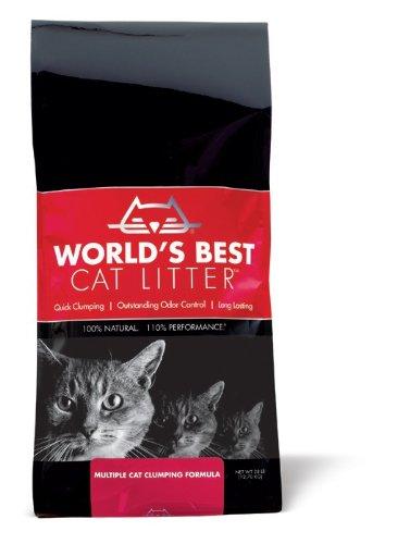 Worlds Best Cat Litter, 12.7kg, Extra Strength