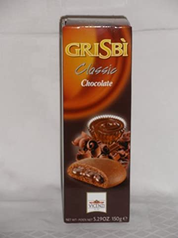 vicenzi Grisbi Chocolate