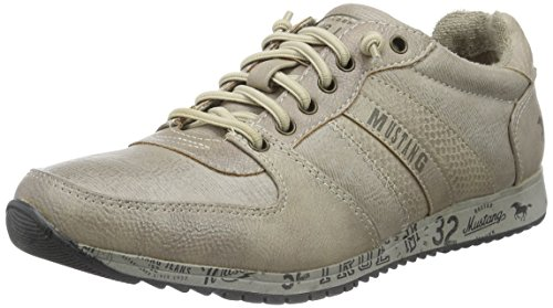 Mustang 1226-403, Sneakers Donna, Bianco (243 Ivory), 39 EU