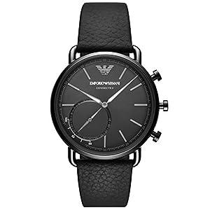 Reloj Emporio Armani ART3030 Negro Acero 316 L Hombre
