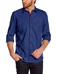 Chevignon - Camisa de manga larga para hombre