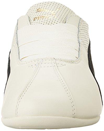 Puma Wos Eskiva Low Chaussures Whisper White-Black