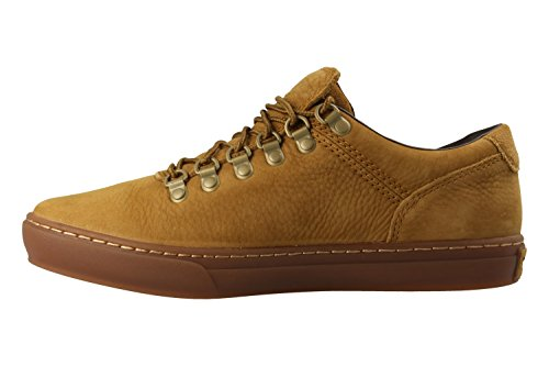 Timberland Mens Adventure 2.0 Cupsole Alpine Nubuck Shoes Braun