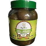 Leeladhar Organic's Organic Amla Murabba -900 Gms