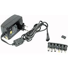Transformador AC DC cargador adaptador corriente universal 2250mA desde 3v a 12v .