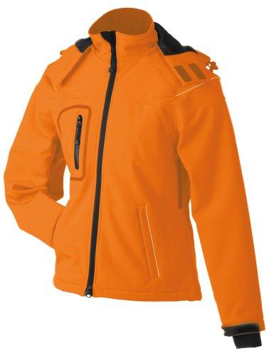 James & Nicholson Damen Jacke Orange