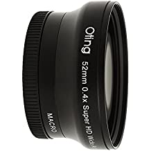 Objetivo ultra gran angular con macro para Nikon D7200 D7100 D7000 D5300 D5200 D5100 D5000 D3300 D3200 D3100 D3000 D810 D800 D710 D700 D610 D600 D300 D300S D200 D100 D90 D80 D70 D60 D40 D4 D3 D3X D3S D2 D1 Df