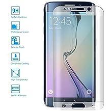 Protector Cristal Templado Curvo Samsung Galaxy S6 Edge Plus Color Transparente