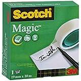 Scotch Magic - Cinta adhesiva transparente