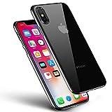 omitium iPhone XS Hülle, iPhone X Handyhülle Silikon Hülle iPhone X Schutzhülle Ultra Dünn TPU...