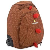 Littlelife Animal Wheelie Luggage - Dinosaur