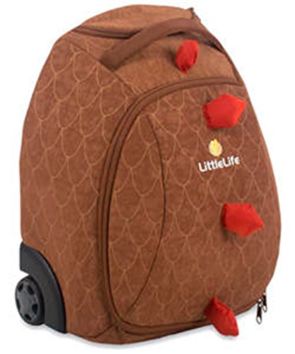 Littlelife Animal à roulettes Duffle – Dinosaure