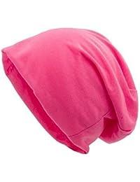 Shenky - Gorro fino oncológico unisex - Para quimioterapia y pérdida de cabello