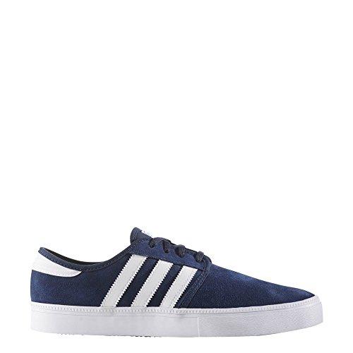 Chaussures Adidas Seeley Adv - Collegiate Navy / Dark Burgundy / Ice-Bleu Bleu